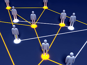 Projektgemeinschaft, ein Netzwerk von Experten
